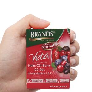 Nước cốt berry cô đặc Brand's 42ml