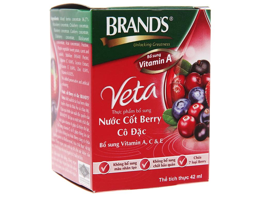 Nước cốt berry cô đặc Brand's 42ml 1