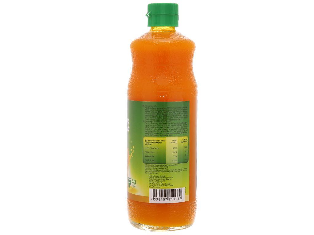 Nước ép cô đặc trái cây nhiệt đới Sunquick 840ml 2