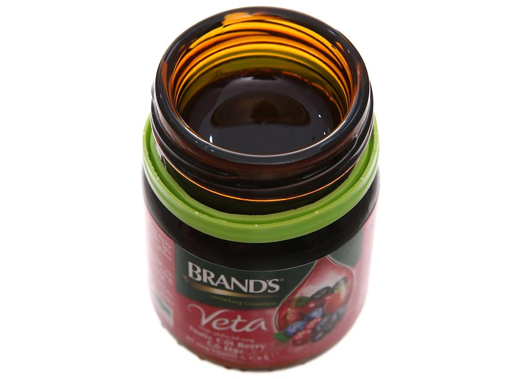 Lốc 6 hũ nước cốt berry cô đặc Brand's 42ml 4
