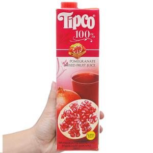 Nước ép lựu và trái cây hỗn hợp Tipco 1L