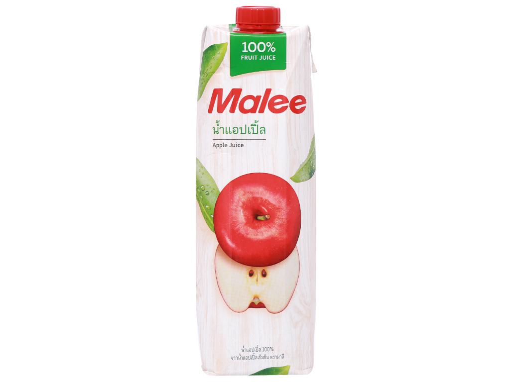 Nước ép táo Malee 1 lít 1