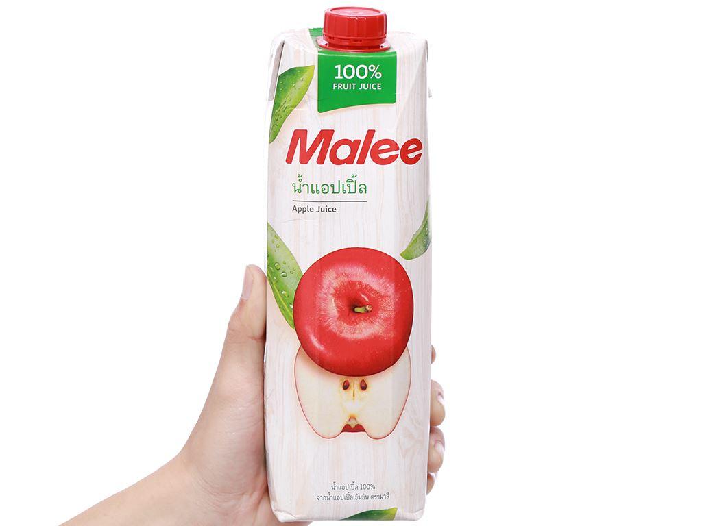 Nước ép táo Malee 1 lít 7