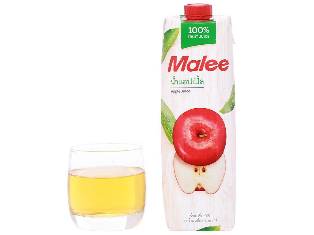 Nước ép táo Malee 1 lít 8