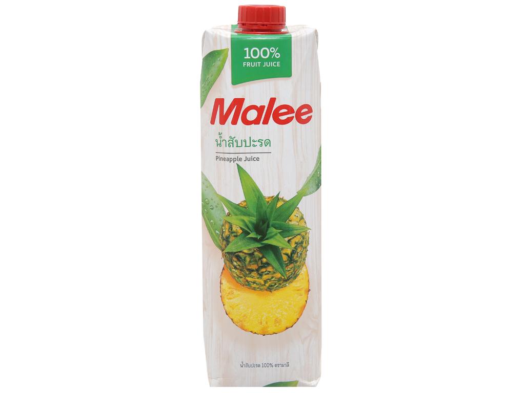 Nước ép dứa Malee 1L 1