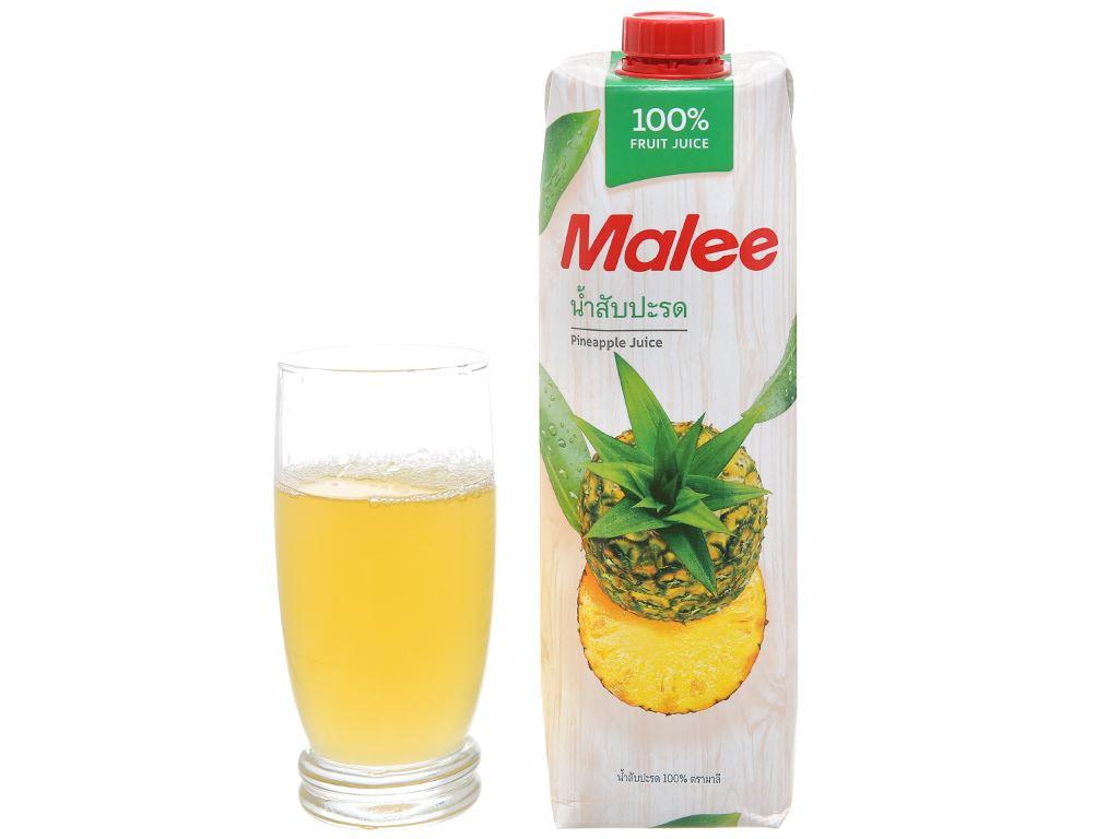 Nước ép dứa Malee 1L 3