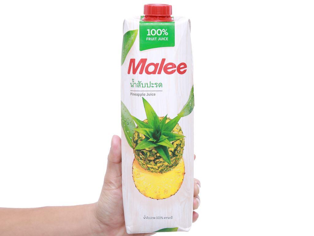 Nước ép dứa Malee 1L 4