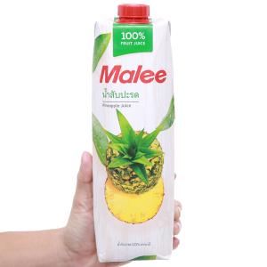 Nước ép dứa Malee 1L