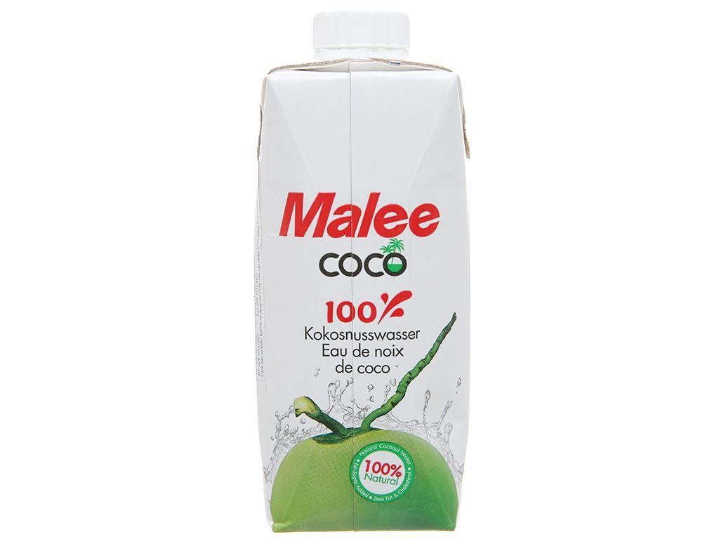 Nước dừa dừa Malee Coco 330ml 1