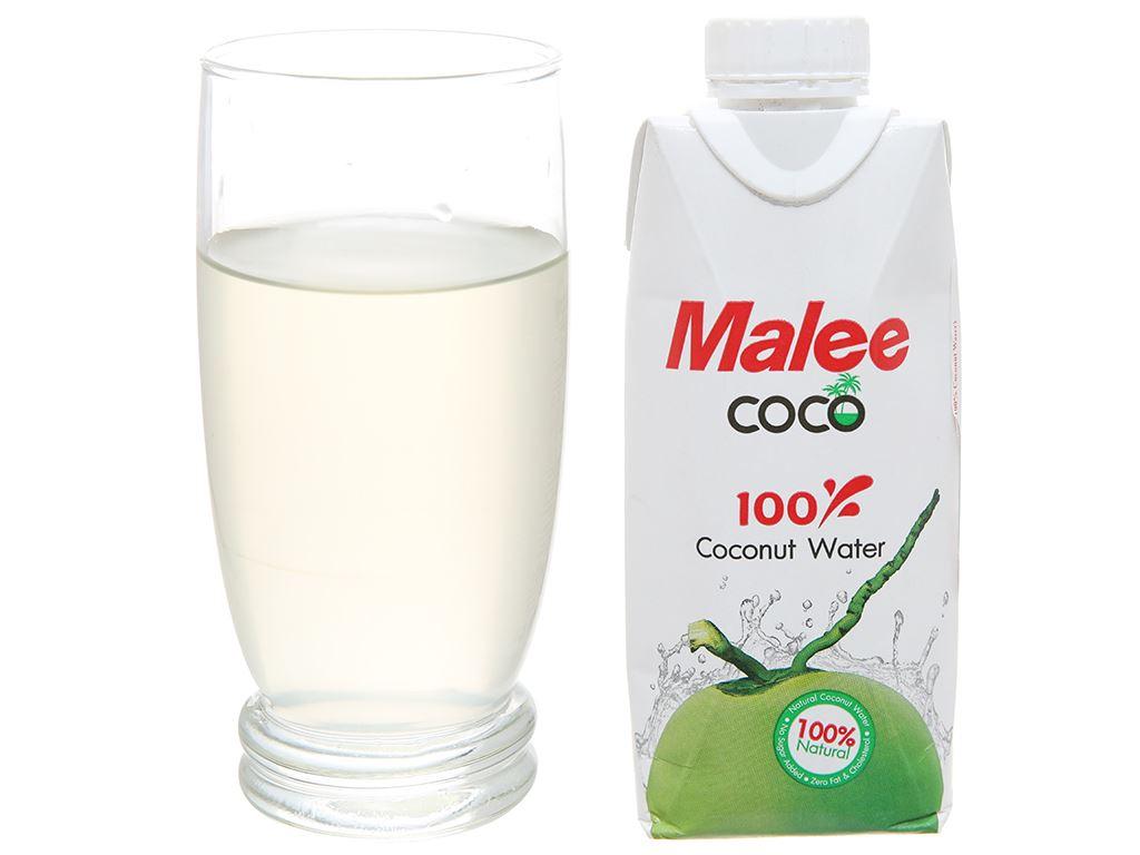 Nước dừa dừa Malee Coco 330ml 3