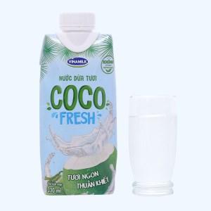 Nước dừa tươi Vinamilk Coco Fresh 330ml