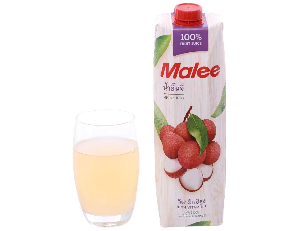 Nước ép trái vải Malee 1L 5
