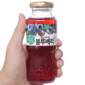 Nước ép việt quất Woongjin 180ml