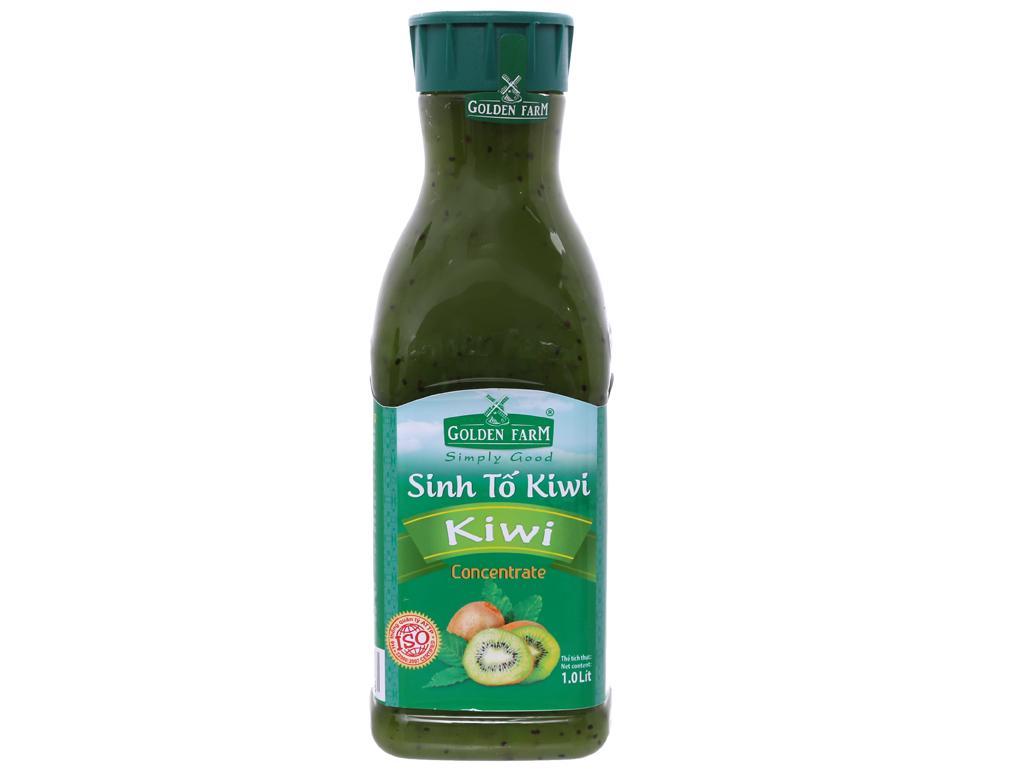 Sinh tố kiwi Golden Farm 1L 1