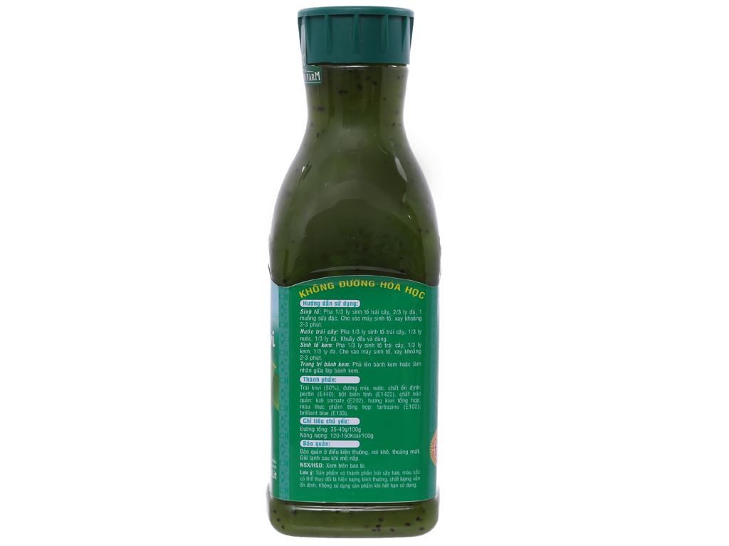 Sinh tố kiwi Golden Farm 1L 2