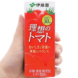 Nước ép cà chua ITOEN Riso Tomato 200ml