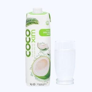 Nước dừa xiêm xanh Cocoxim 1 lít