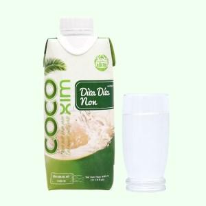 Nước dừa dứa non Cocoxim 330ml