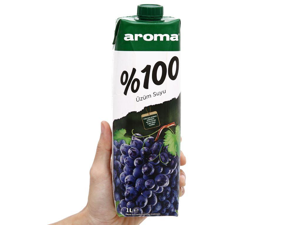 Nước ép nho Aroma 1 lít 10