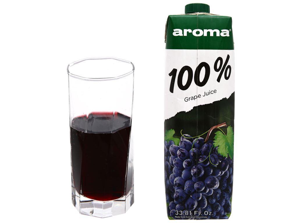 Nước ép nho Aroma 1 lít 6