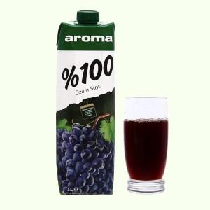 Nước ép nho Aroma 1 lít