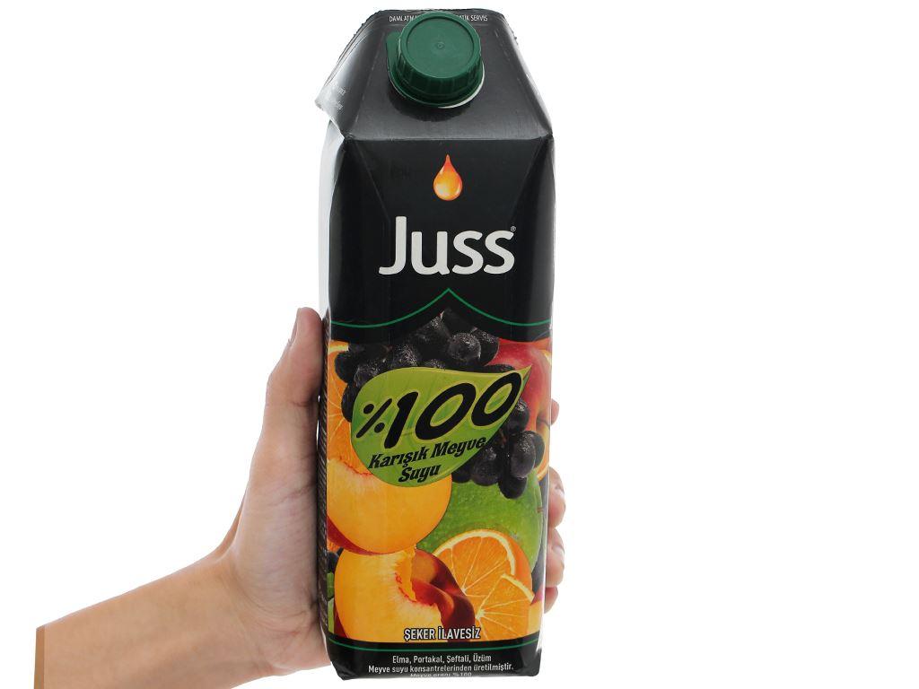 Nước ép trái cây nhiệt đới Juss 1 lít 1