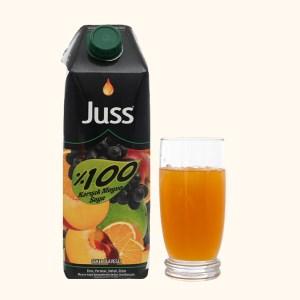 Nước ép trái cây nhiệt đới Juss 1 lít
