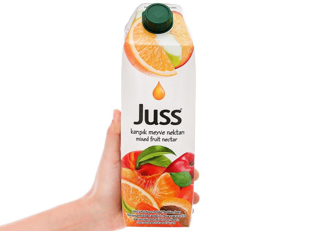 Nước ép nectar trái cây nhiệt đới Juss 1 lít 2