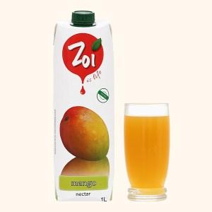 Nước ép xoài Zoi 1 lít