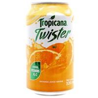 Nước giải khát Twister Cam ép lon 320ml