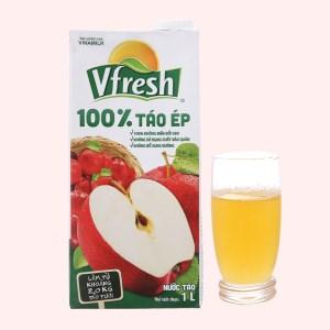Nước ép táo 100% Vfresh 1 lít