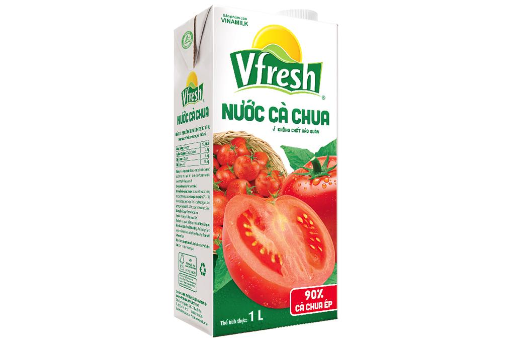 Nước ép cà chua Vfresh 1 lít 2