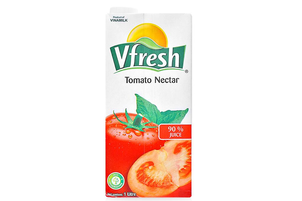 Nước ép cà chua Vfresh 1 lít 4