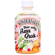 Nước uống rau quả Wonderfarm