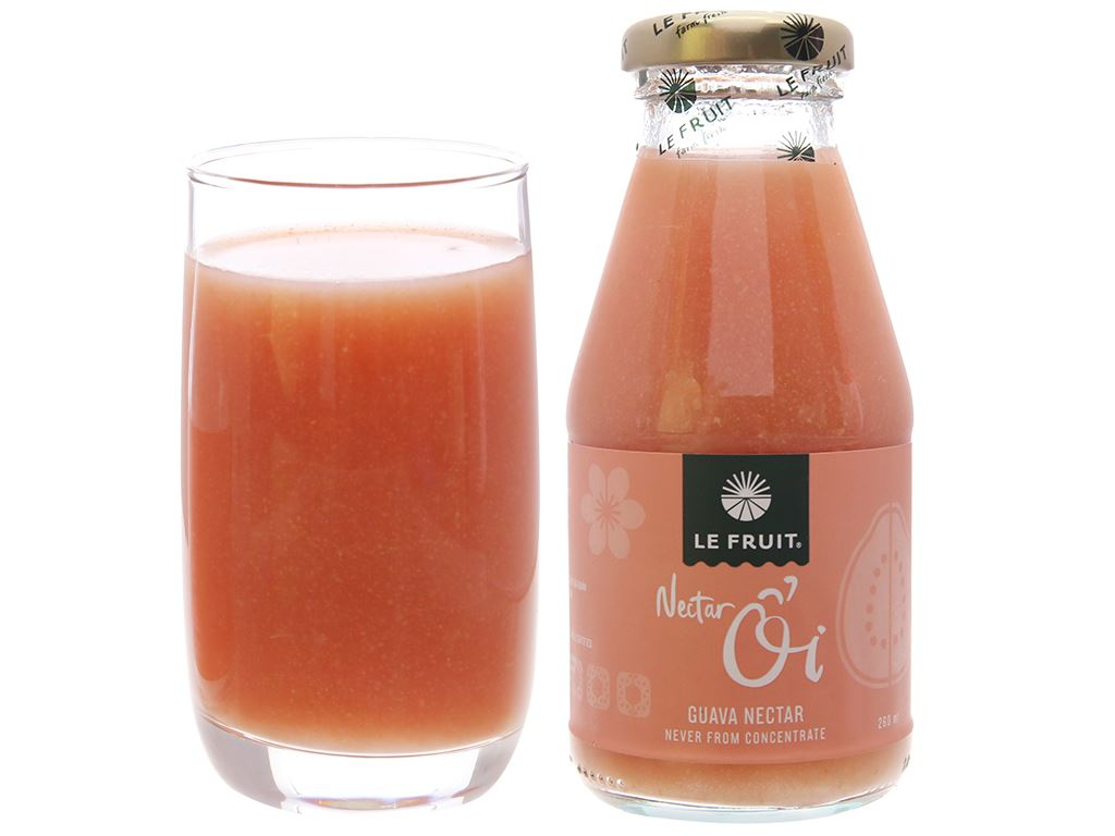 Nectar ổi Le Fruit 260ml 2