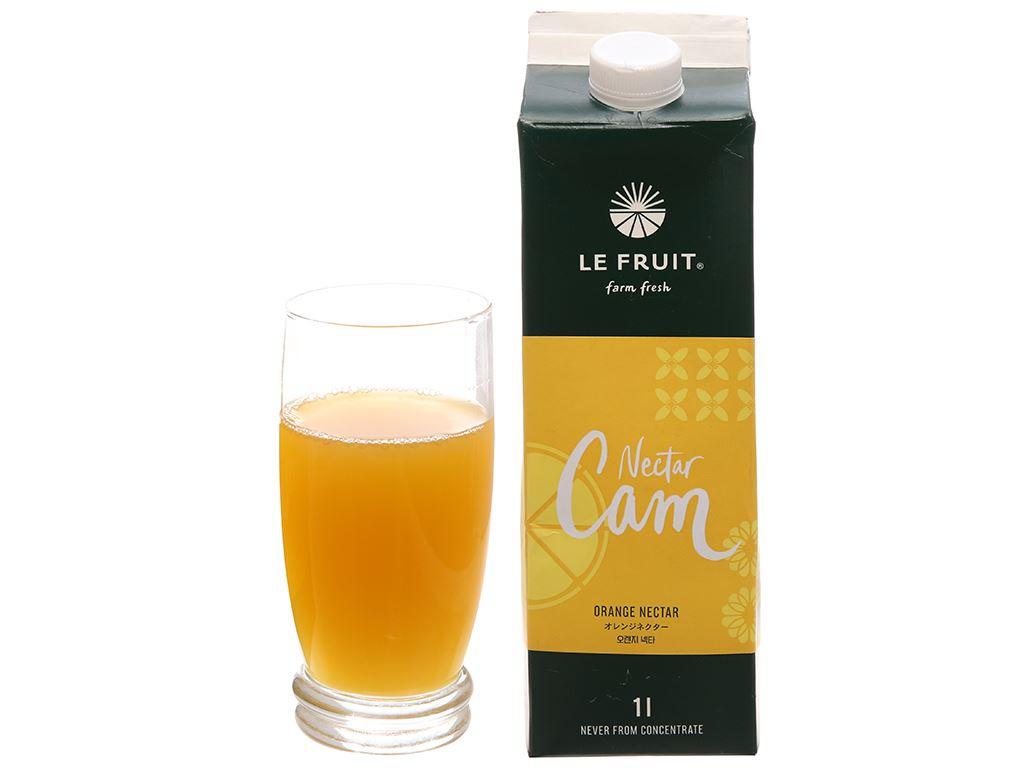 Nectar cam Le Fruit 1L 4