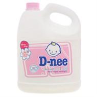 Nước giặt cho bé Dnee Hồng Honey Star 3lít