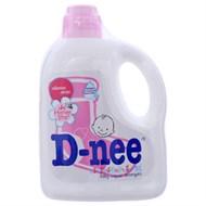 Nước giặt cho bé Dnee Hồng Honey Star chai 960ml