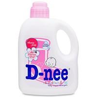 Nước giặt em bé Dnee Hồng chai 960ml