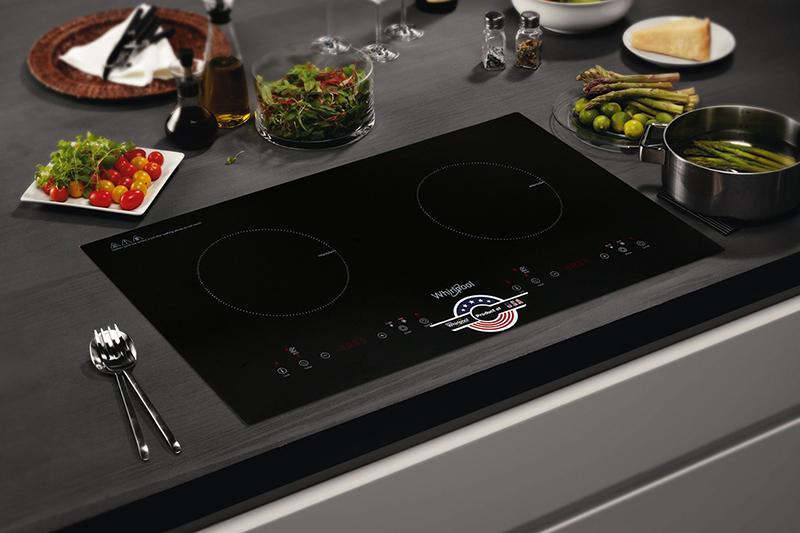 Sang trọng, tiện lợi - Bếp hồng ngoại đôi Whirlpool ACT752/BLV