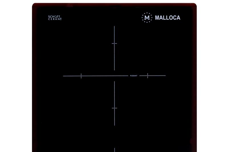 Vùng nấu kết hợp - Bếp hồng ngoại Malloca MDR 302