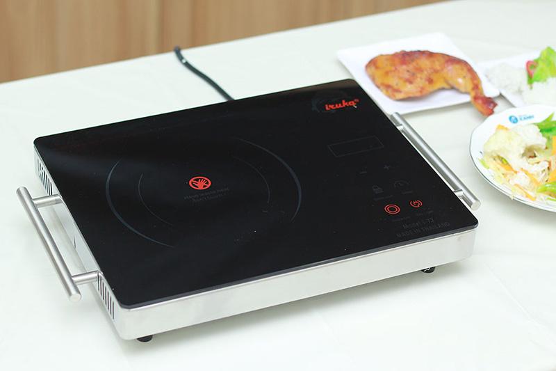 Thiết kế đẹp - Bếp hồng ngoại Iruka I77