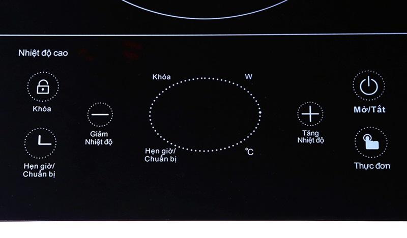 Bếp hồng ngoại đôi Sanaky SNK-201HGW