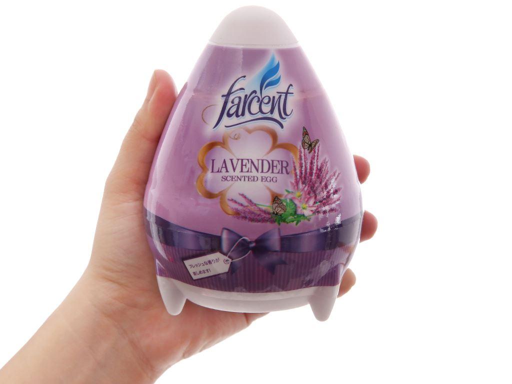 Sáp thơm Farcent hương hoa oải hương 170g 4
