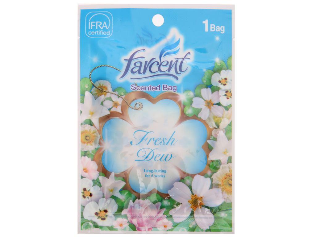 Túi thơm Farcent hương ban mai 10g 2