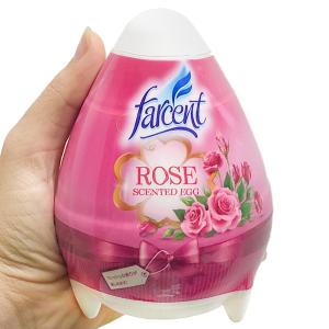 Sáp thơm Farcent hương hoa hồng 170g