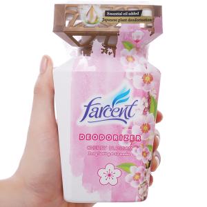 Nước khử mùi Farcent hương hoa đào 300ml