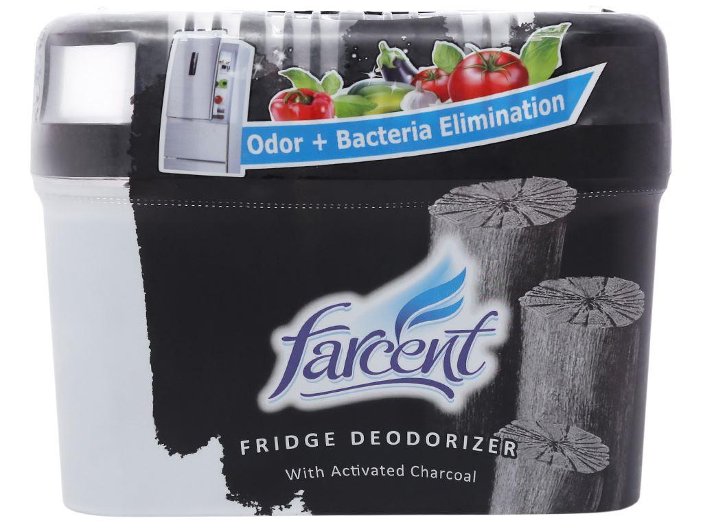 Khử mùi tủ lạnh Farcent than hoạt tính 150g 1
