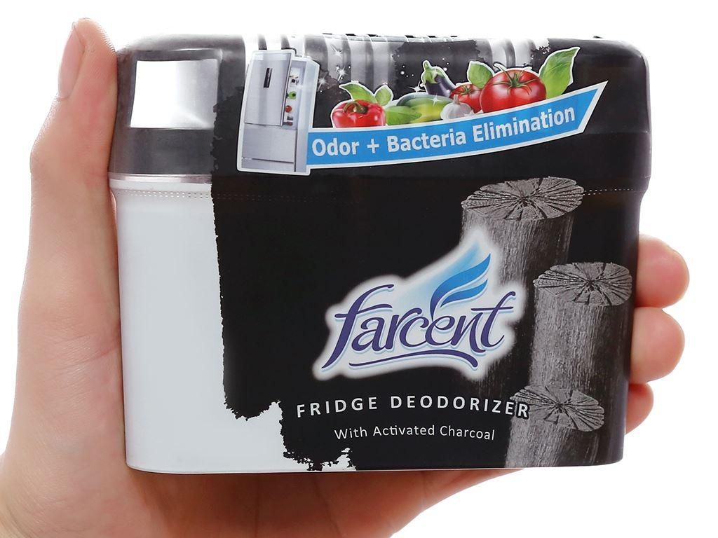 Khử mùi tủ lạnh Farcent than hoạt tính 150g 3