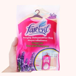 Túi hút ẩm Farcent hương hoa oải hương 200g